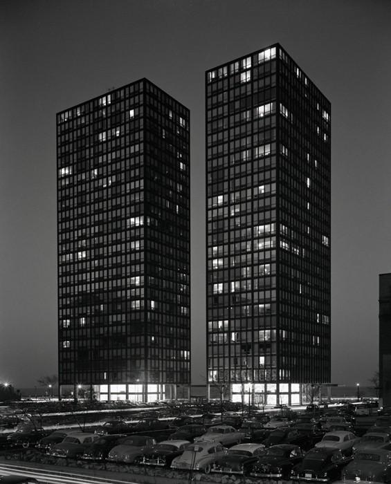 Lake Shore Drive Apartments, Mies Van Der Rohe