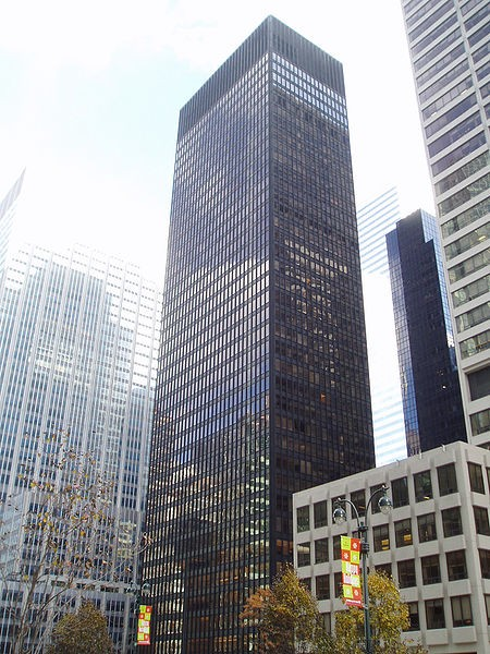 Seegram Building