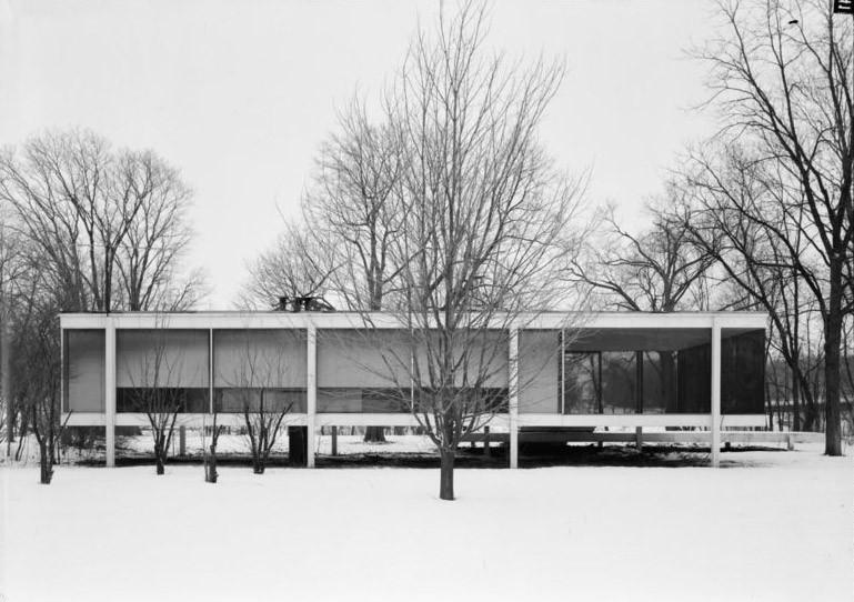 The-Farnsworth-House