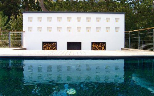 Villa O в курортном городке Сен-Жан-Кап-Ферра
