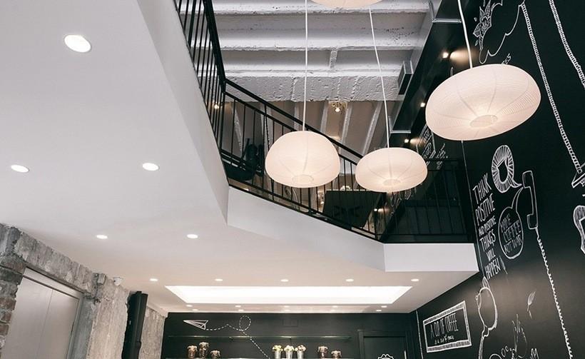Fresh Coffee Shop Design в Сербии от студии Arhitektūra Budjevac