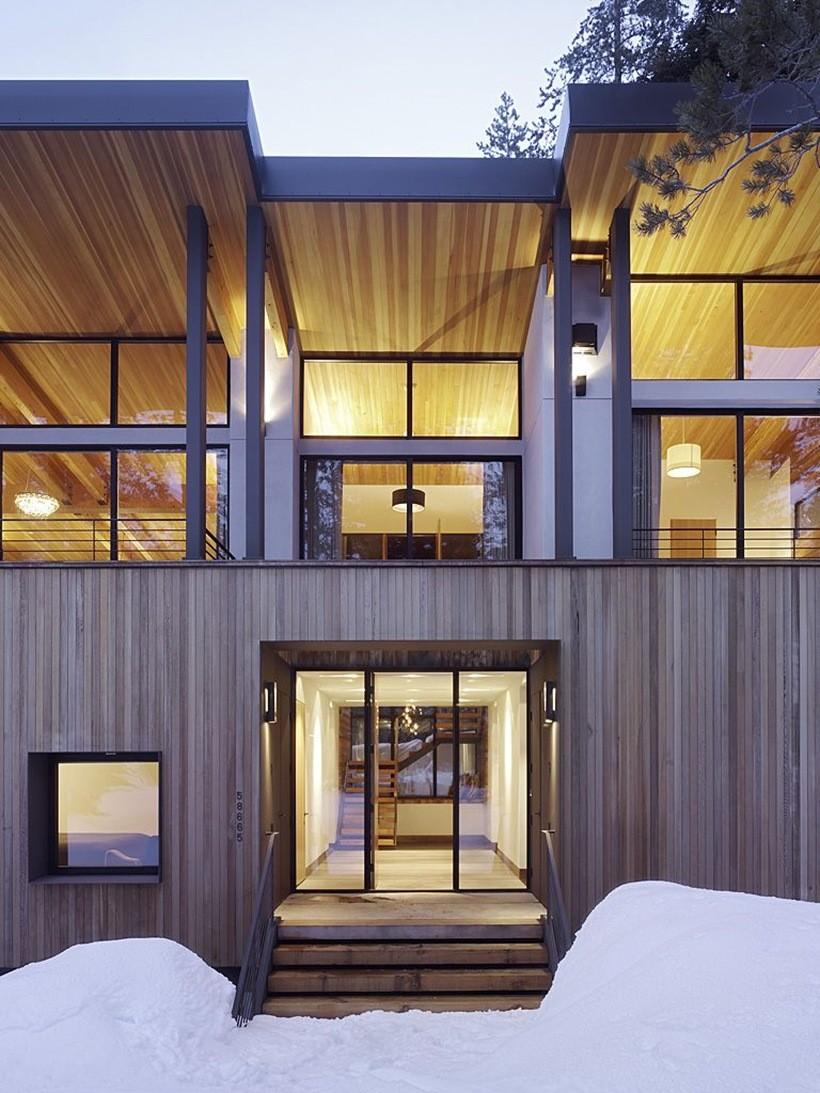 Резиденция Сахарница от John Maniscalco Architecture